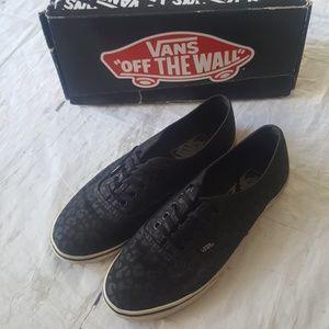 Size 6 vans